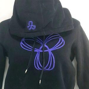 TNA Logo Hooded Sweater